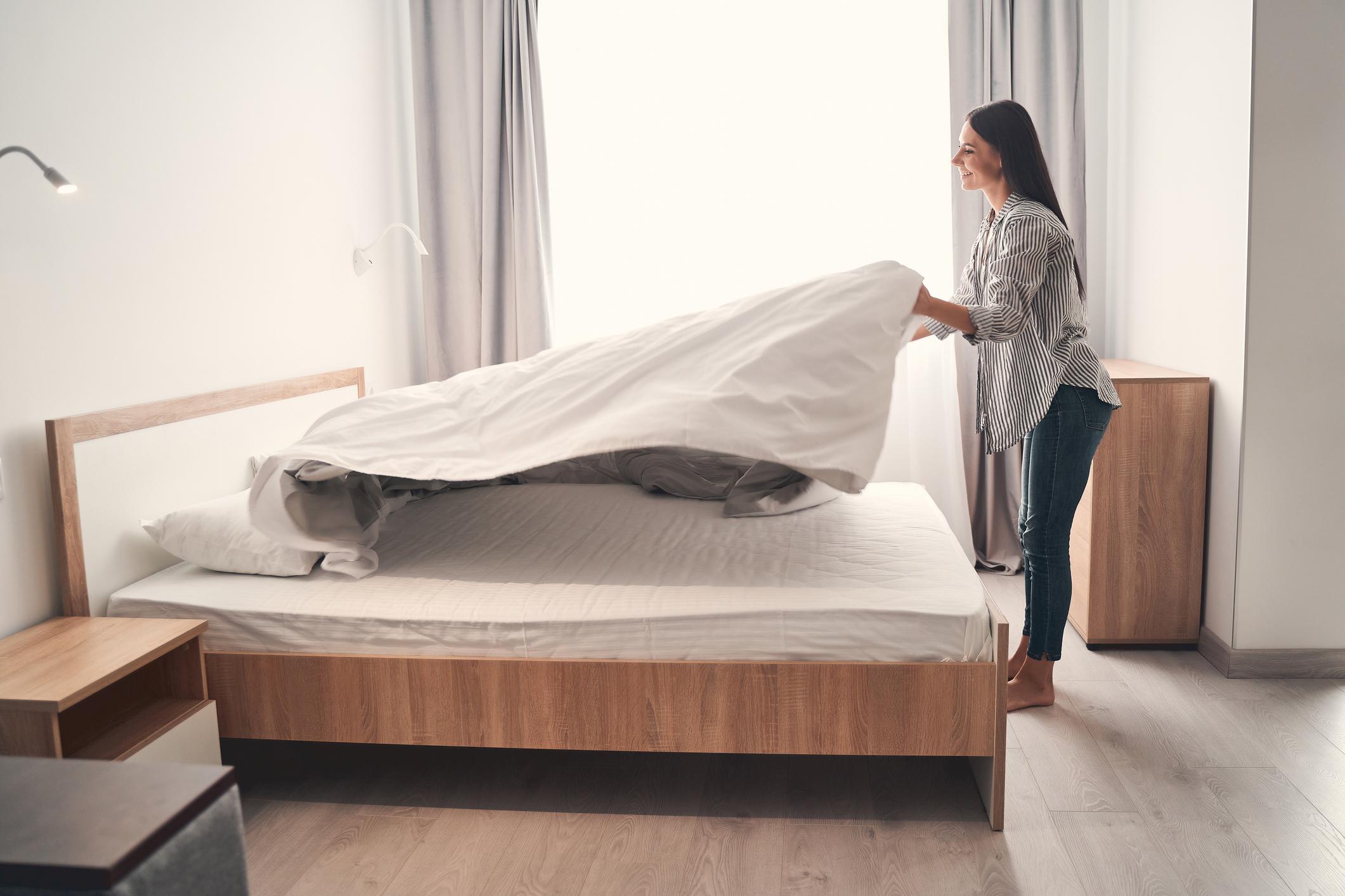 Comment nettoyer sa chambre à coucher?